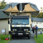 Campingplatz auf der Isle of Skye